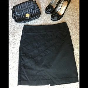 Mymichelle Black Mini Skirt, size 9